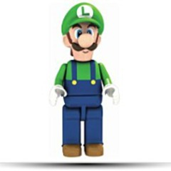 2011 Officially Licensed Super Mario