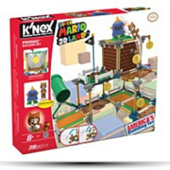 Knex Nintendo 3D Land Prongo Building