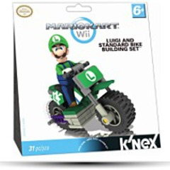 Luigi And Standard Bike Building Set