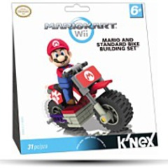 Mario And Standard Bike Building Set