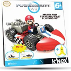On SaleMario And Standard Kart Building Set