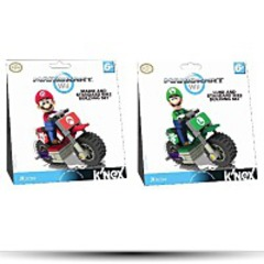 On SaleSuper Mario And Luigi Knex Mario Kart