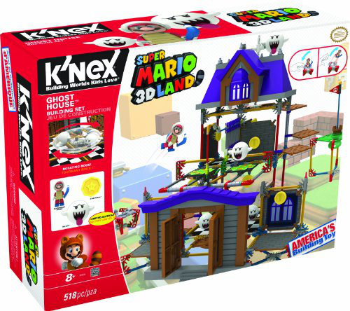 Knex Super Mario 3D Land Ghost House