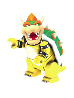 Knex Wii Mario Kart Bowser Mini Figure